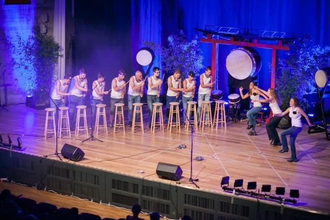 Fotos Taiko Konzert-3525