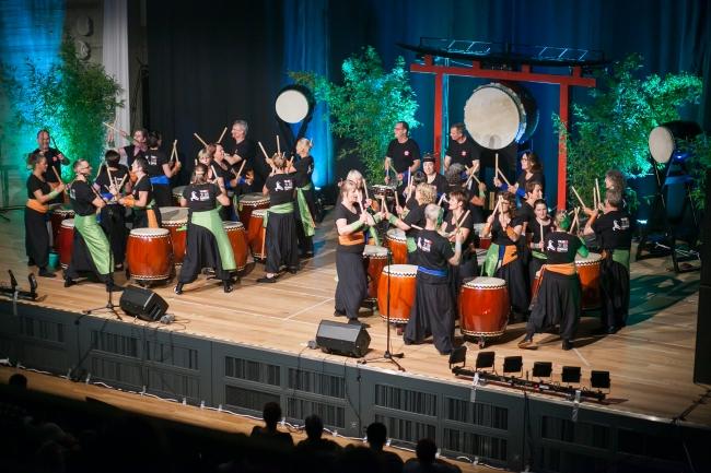 Fotos Taiko Konzert-4483