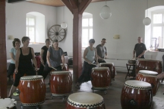 Taiko-Camp Katlenburg 2017 Juni